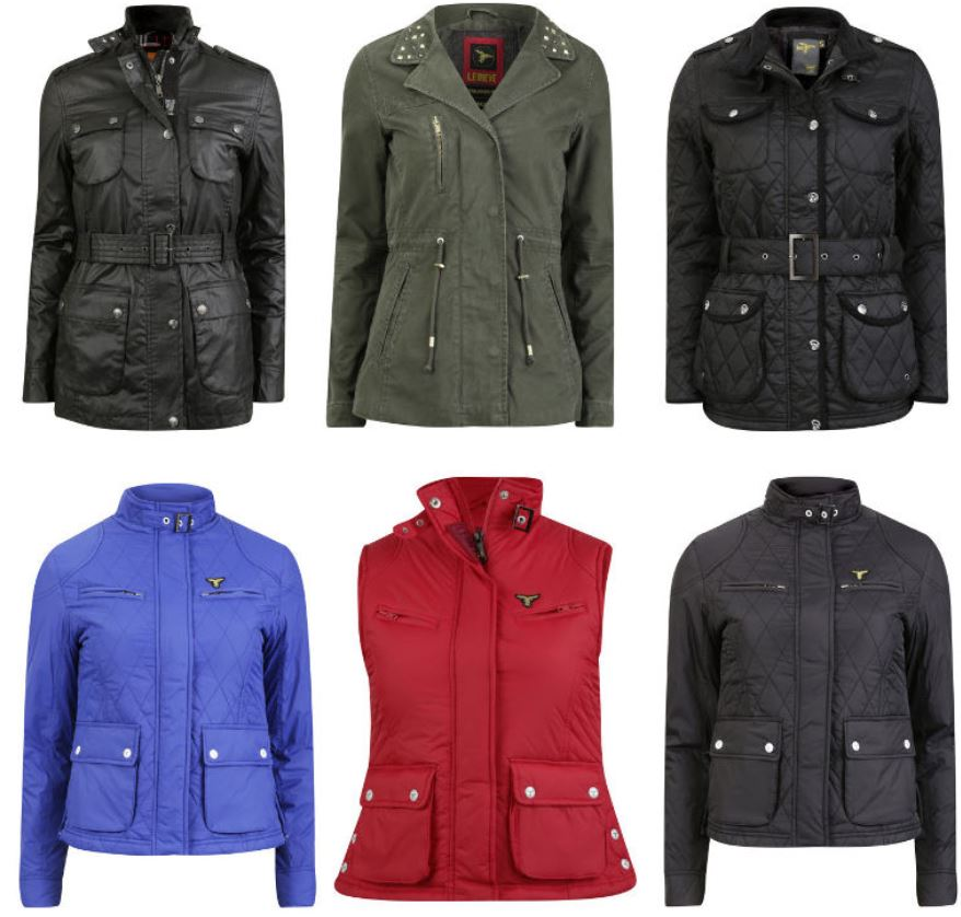 Le Breve Damen Jacken in 20 Varianten für je 19,95€