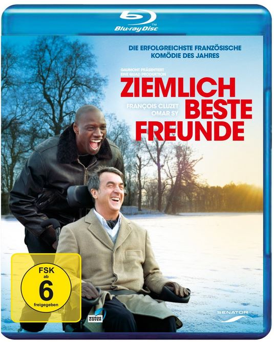 Ziemlich beste Freunde DVD für 6,97€ bei den Media Frühjahrsschnäppchen Tag 5
