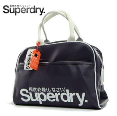 Superdry – sportliche Tragetasche in zwei Farben für 25,90€