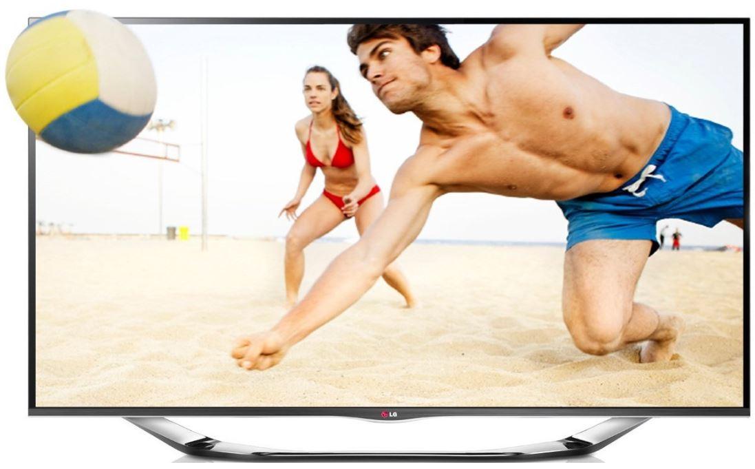 LG 55LA6918   55 3D WLAN Smart TV für 799€   wieder da