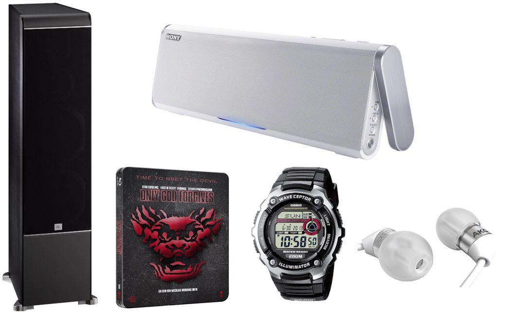 Sony SRS BTX300W Bluetooth Lautsprecher für 99,99€ und mehr Amazon Blitzangebote!