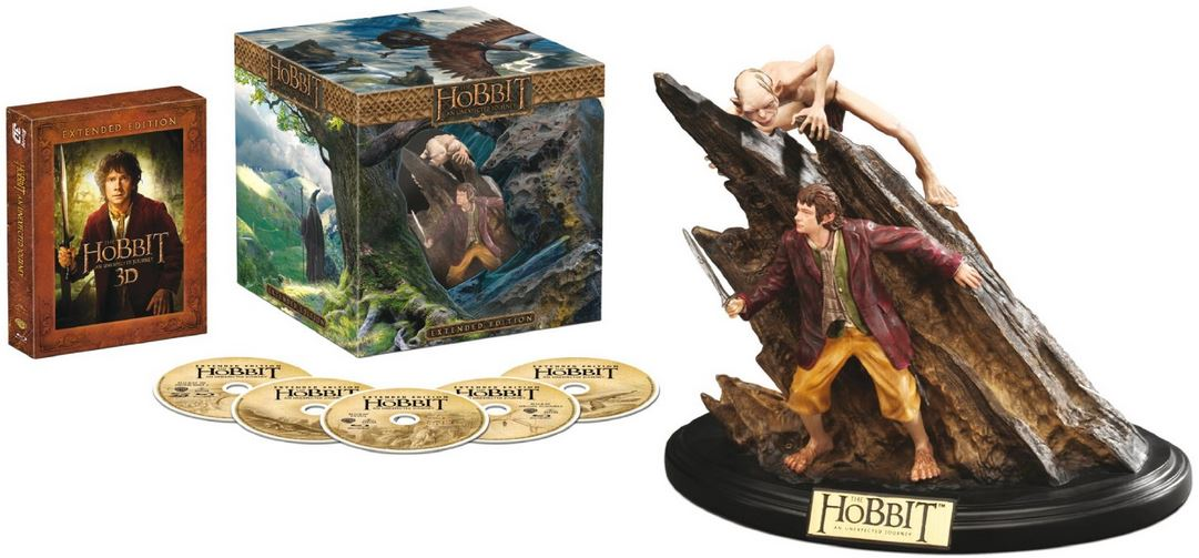 Der Hobbit: Eine unerwartete Reise   Extended Edition für 19,97€ bei den Amazon DVD und Blu ray Angeboten der Woche
