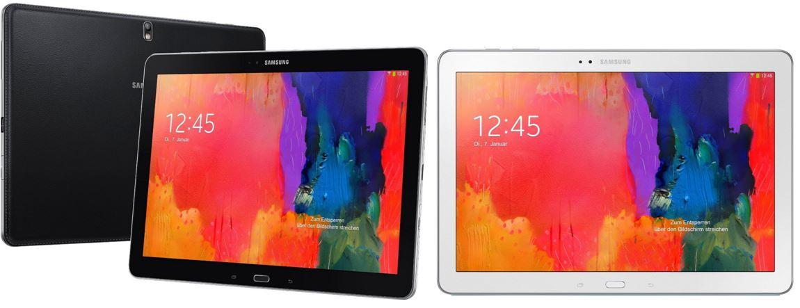 Samsung Galaxy T900 Tab Pro 12.2   12 Zoll Tablet mit 32GB für 499€