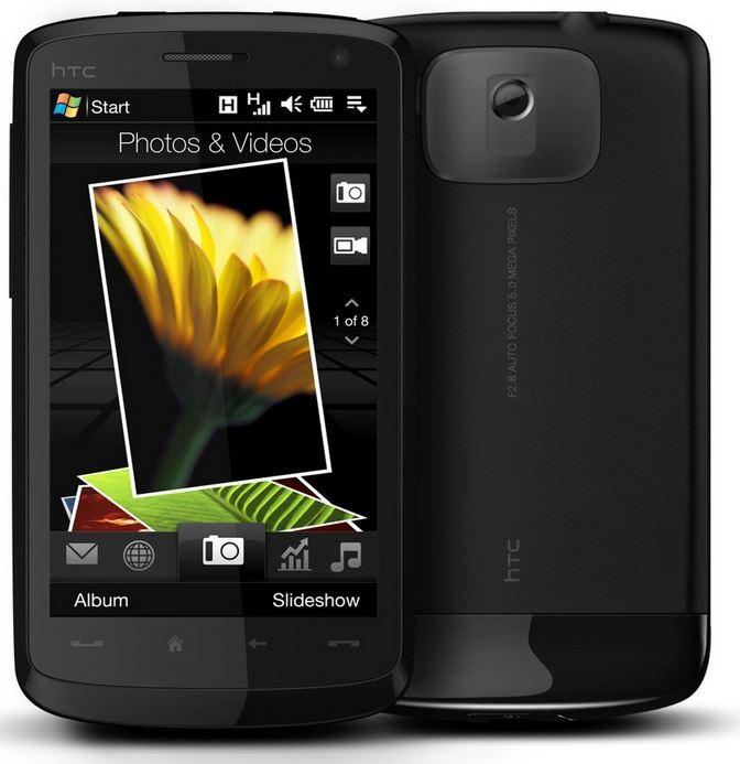 HTC Touch HD Blackstone   Windows Mobile 6.1 Pro Smartphone (B Ware) für 55€