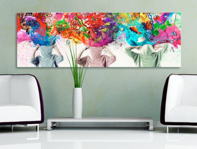 mantiburi Leinwand Bilder   26 Motive 120x40cm für je 19,95€