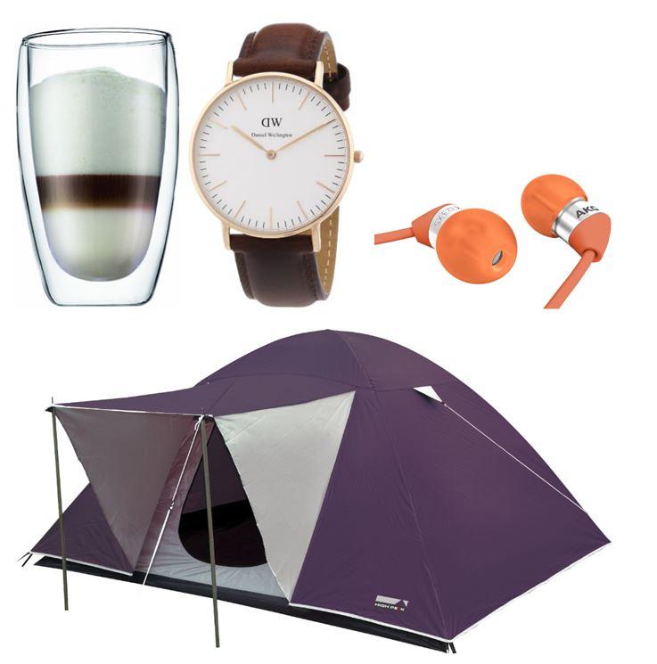 High Peak Zelt Texel für 3 Personen für 24,99€ und mehr Amazon Blitzangebote!