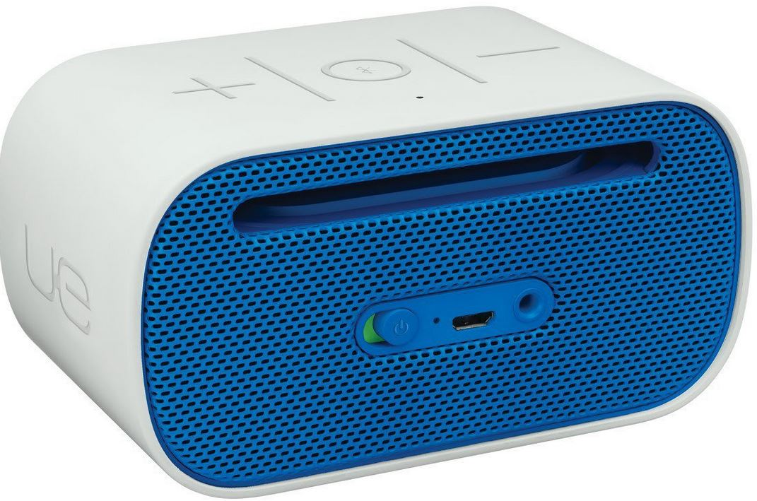 Logitech UE Mobile Boombox   mobiler Bluetooth Lautsprecher für 39€   Update!