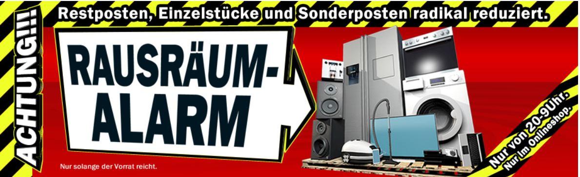 Rollei 60510 Microbeat ab 10€ und mehr richtig gute MediaMarkt Angebote: Rausräum Alarm