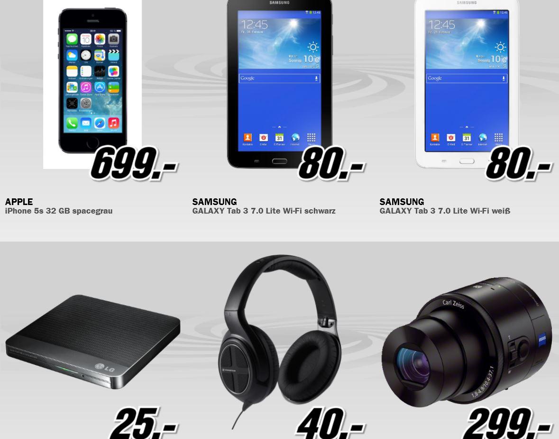 Samsung UE32F5370 32 Zoll TV für 270€ und mehr richtig gute MediaMarkt Angebote: Rausräum Alarm