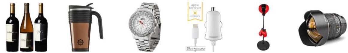 Detomaso Firenze Chronograph für 54,99€ und mehr Amazon Blitzangebote