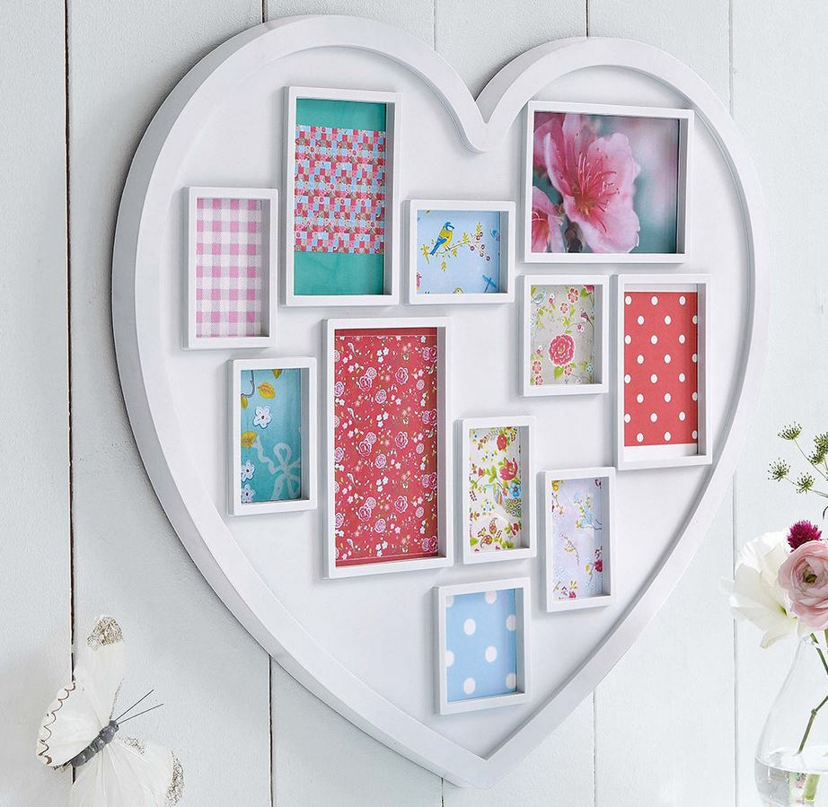 DeSina Living Corazon   Herz Bilderrahmen für 14,99€ inkl. Versand