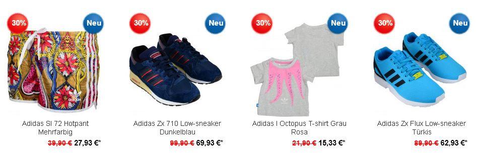 Sale mit Rabatten von bis zu 80% auf Hoodboyz und Adidas