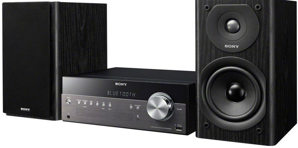 Sony CMT SBT300W Microsystem mit AirPlay für 199€ und mehr Amazon Blitzangebote