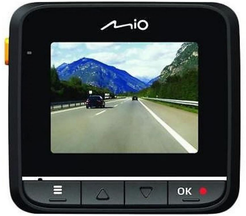 MIO MiVue 338   Unfall Kamera (HD 720p) Dashcam für 77€