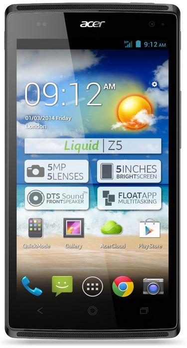Acer Liquid Z5 Smartphone für 139€ und mehr Amazon Blitzangebote!