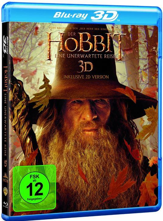 Der Hobbit   Eine unerwartete Reise 3D für 14,97€ bei den Amazon DVD und Blu ray Angeboten der Woche