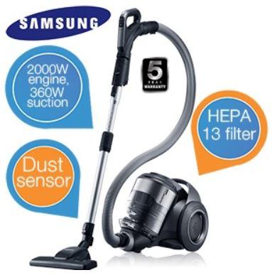 Samsung M70R Animal Multi Pro Staubsauger 2000 Watt und 5 Jahre Garantie für 178,90€