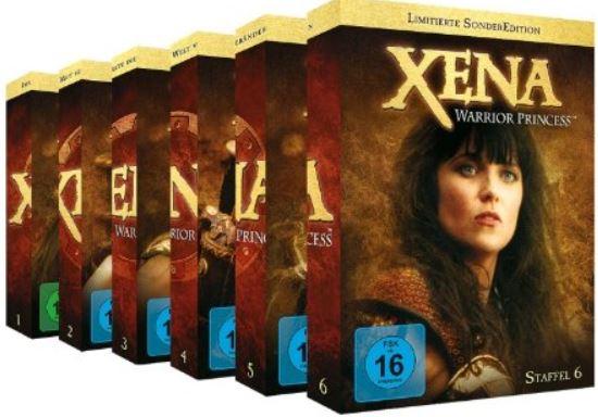 Xena: Warrior Princess und mehr Filme in den Amazon Blitzangeboten!