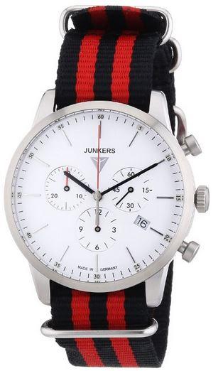 Junkers XL Chronograph für 199,99€ und mehr Amazon Blitzangebote