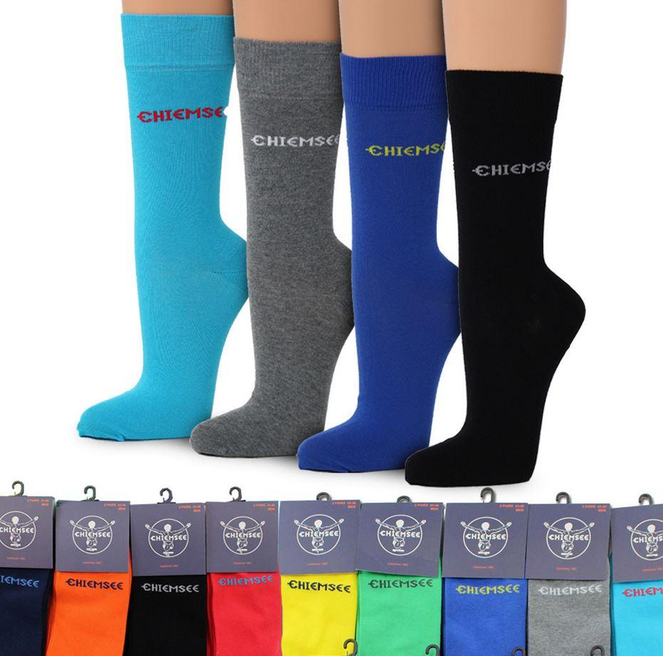 Chiemsee   10 Paar Herren Socken für 24,95€