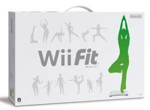 Nintendo Wii Fit inkl. Balance Board für 66€ ...keine Versandkosten