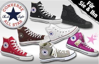 Converse   Chucks (All Stars) nur 39,95€