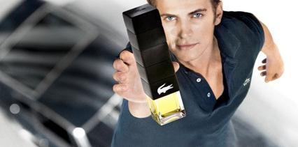 Kostenlose Parfümprobe von LACOSTE