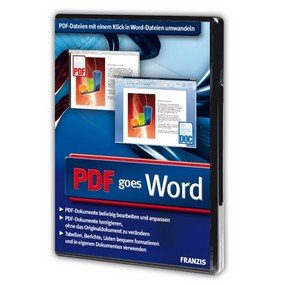 Programm: PDF goes Word mit Gutscheincode für lau saugen...