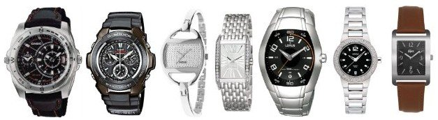 Großer Uhren Ausverkauf bei Amazon bis zu 70% Rabatt