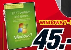Windows 7 für nur 50€ ab den 15.07. !
