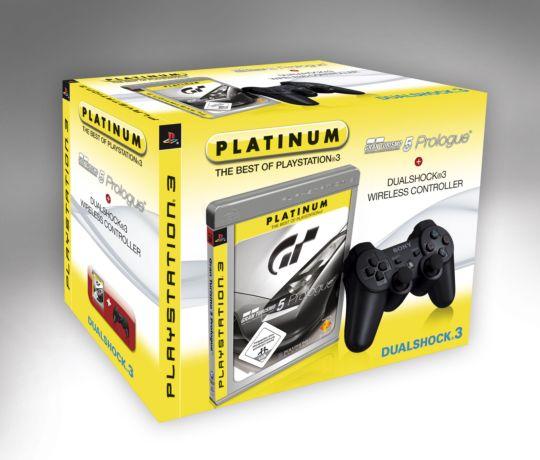 Gran Turismo 5 Prologue & Sony Wireless Controller nur 44€ inkl. Versand