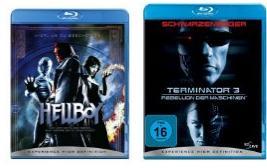 3 Blu rays für 33€ (inkl. Versand)