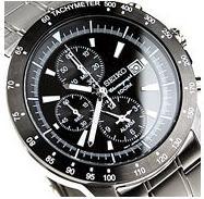 Luxus Seiko Herren Chronograph nur 169€ (Normalpreis über 269€)