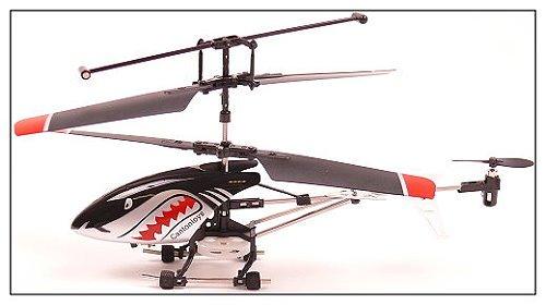 Funkgesteuerter Hubschrauber RC  Shark Helikopter (3 Kanal) nur 19,99€ inkl. Versandkosten