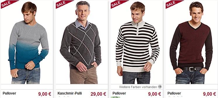 C&A Sale   Stylische Pullis ab 9€