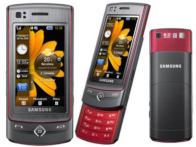 Samsung S8300 Touch Handy für 196€ (Normal über 236€)