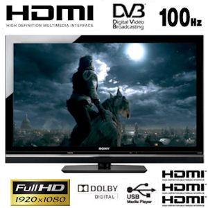 Sony Bravia KDL 37W5710 37 Zoll Full HD LCD nur 689€ (Preisvergleich ab 920€!)