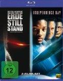 Blu ray Doppelpack: Der Tag, an dem die Erde still stand/Independence Day nur 15,99€ (inkl. Versand)
