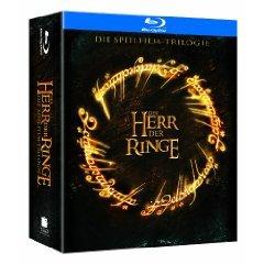 *TOP* Der Herr der Ringe – Trilogie Extended [3 Blu rays ] nur 23,99€ inkl. Versand