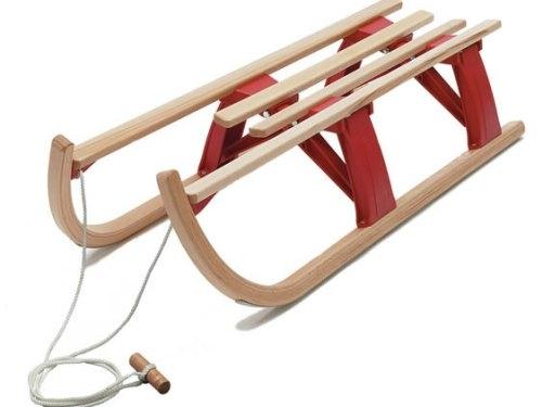 Tipp: HAMAX Holzschlitten Rodel Lillehammer 39,95€ inkl. Versand