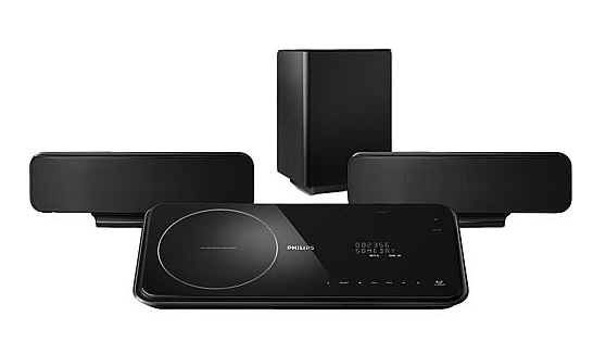 Philips DVD Home Entertainment System (iPod Dock,...etc) 299€