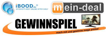 Großes Mein Deal.com & iBood.com Gewinnspiel mit vielen tollen Preisen