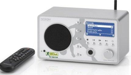 Das beliebte TerraTec Noxon 90elf (Fußball Inet Radio) als B Ware für 59,95€ inkl. Versand (Vergleich 99€)