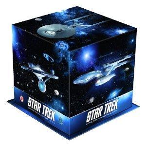 Star Trek 1 10 Special Edition Box [Blu ray] nur 82,89€ inkl. Versand