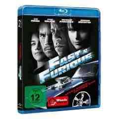 """Fast & Furious   Neues Modell. Originalteile."" [Blu ray] für 10,97€ inkl. Versand"