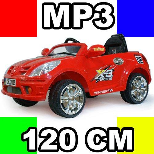 Elektroauto für Kinder mit MP3 Anschluss für 59€ inkl. Versand
