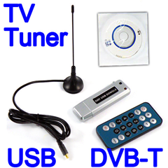 HAMMER! DVB T USB Stick (inkl. Antenne + Fernbedienung) nur 8,85 € inkl. Versand