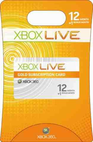 12 Monate Xbox Live Goldmitgliedschaft nur 29,65€ (oder Preis vorschlagen)