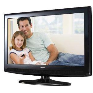 Thomson LCD TV (32 Zoll) integr. DVB T Tuner (Hochglanzschwarz) nur 259€ (Preisvergleich 340€!)