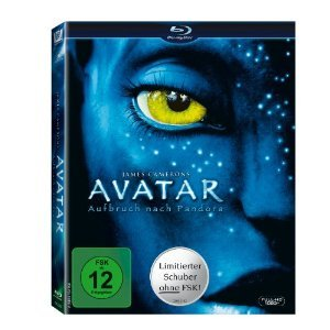Avatar Blu ray (Extended Collector's Edition) nur 9,90€ inkl. Versand